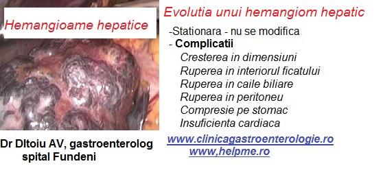 cancer hepatic evolutie