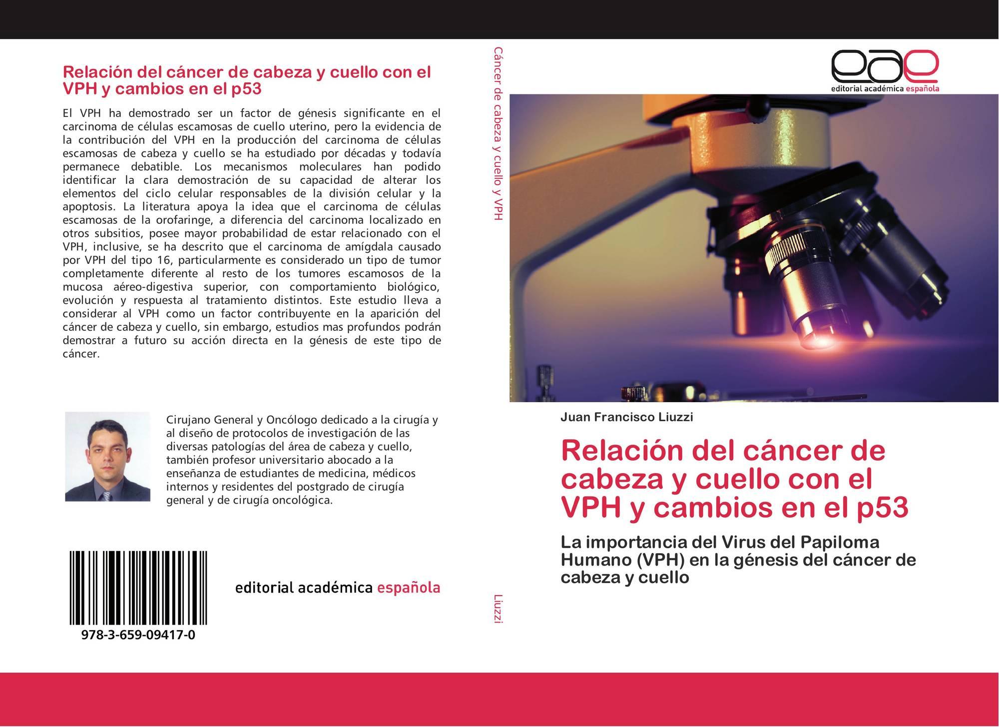 hpv cancer de cabeza y cuello