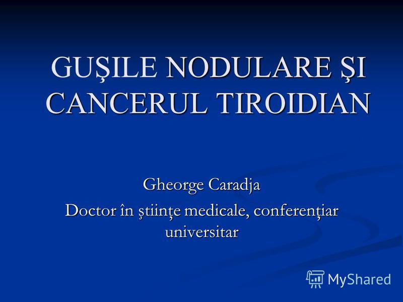 (DOC) Patologia chirurgicala a glandei tiroidei | Dora Ilisiu - ghise-ioan.ro