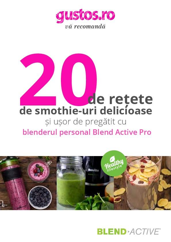 5 sfaturi pentru o detoxifiere cu smoothie verde | ghise-ioan.ro
