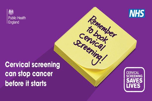 cervical cancer campaign