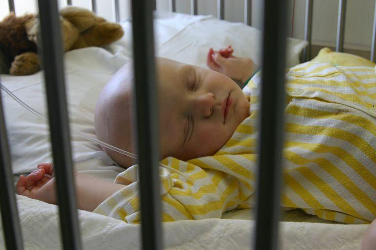neuroblastom cancer barn