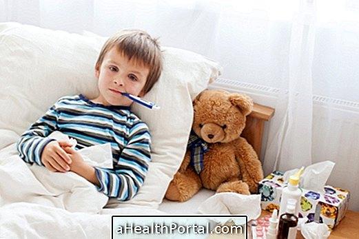 cancerul la copii simptome