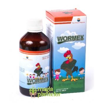 Wormex Sirop 200 ml Sun Wave Pharma