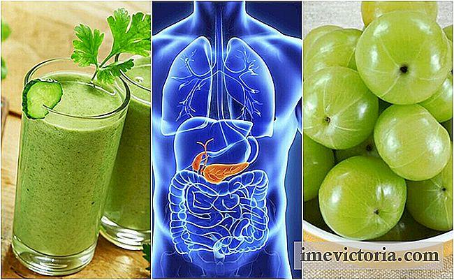 Cura cu ulei ajută la detoxifierea pancreasului!