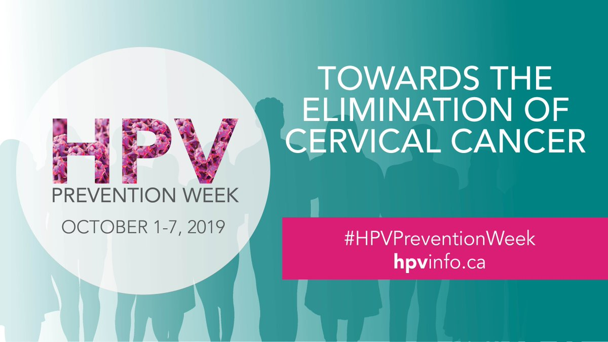 hpv prevention week canada 2019