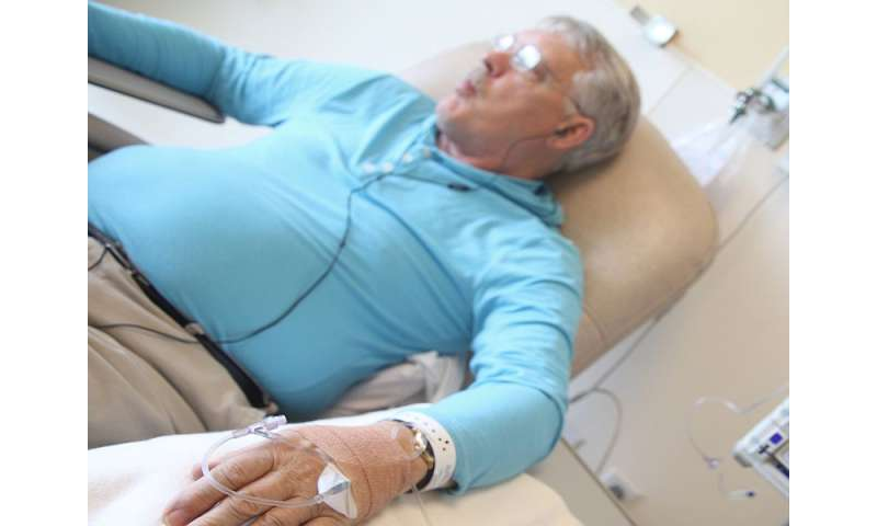 aggressive cancer in abdomen gastric cancer with ascites