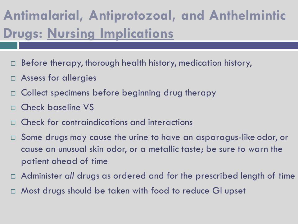 anthelmintic drugs ppt