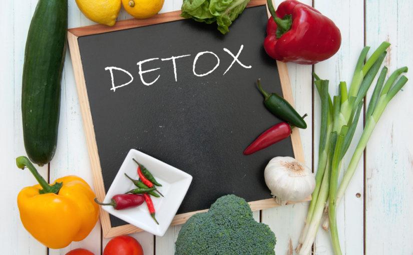 Detoxifierea de primăvară, alimente care curăță organismul