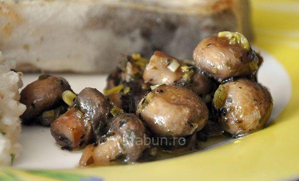 Ciuperci marinate pentru iarna | Recipe | Marinated mushrooms, Stuffed mushrooms, Vegetables