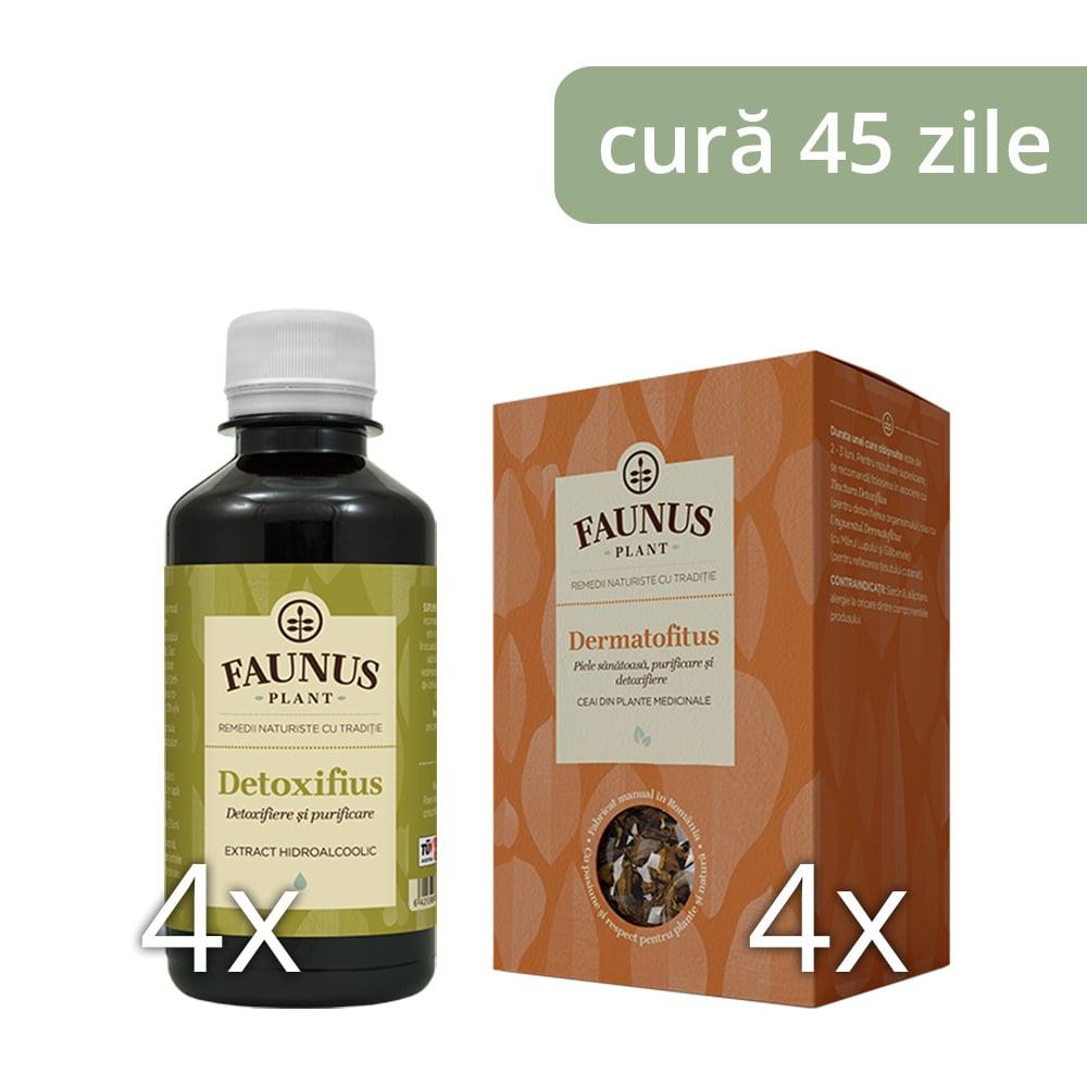 detoxifiere pentru piele
