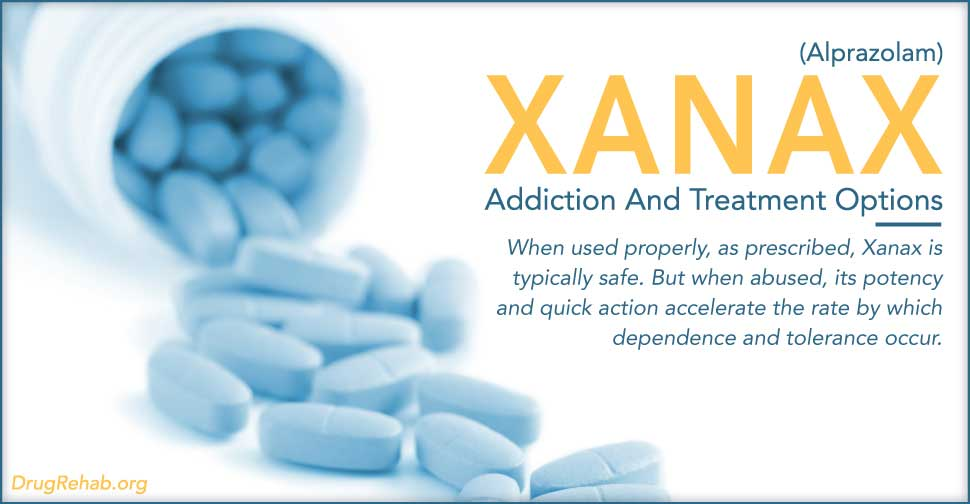 detoxifiere xanax