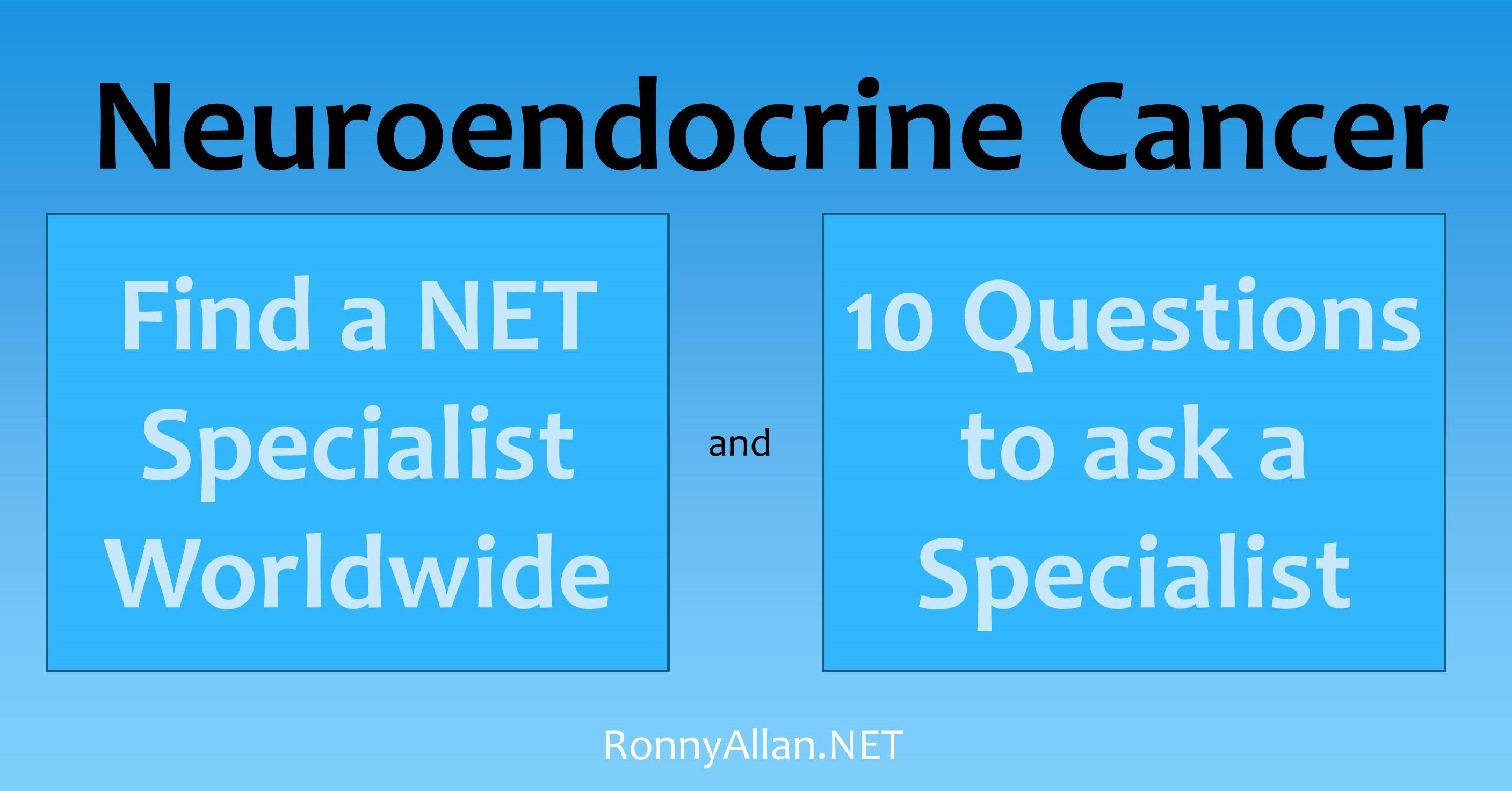 endocrine cancer specialists