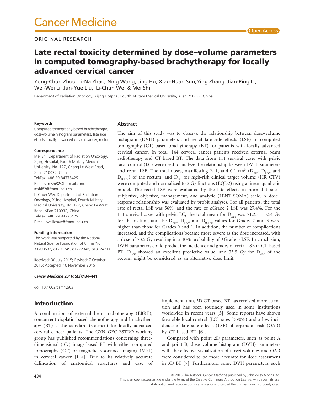 cervical cancer brachytherapy guidelines intraductal papilloma without atypia