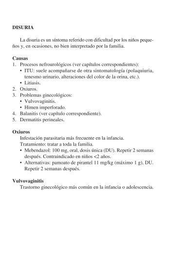 oxiuros que la causa elimination papillomavirus humain