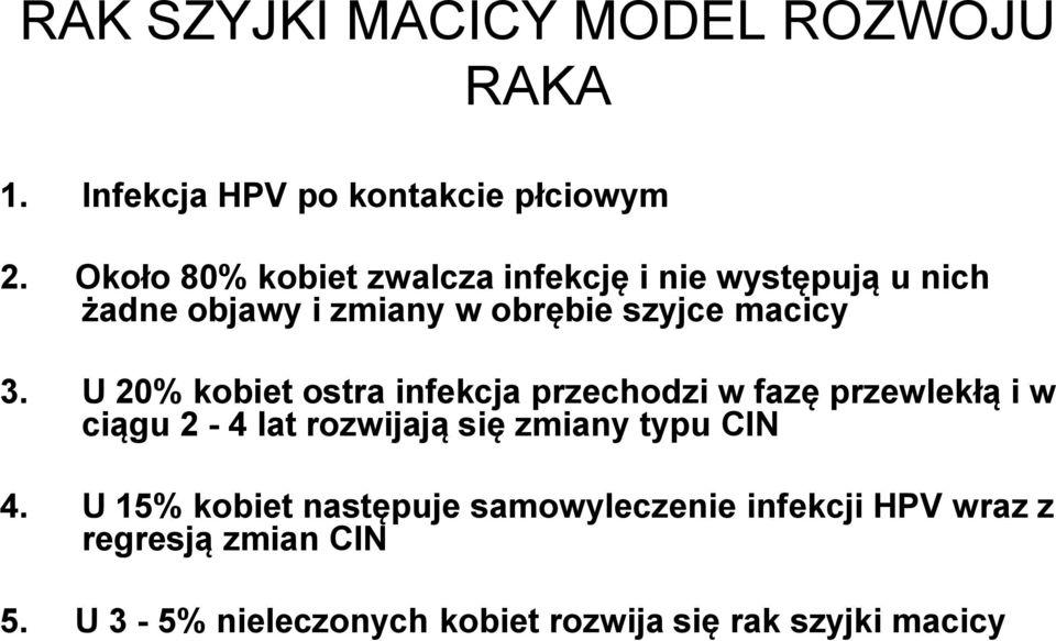 Artroza HPV