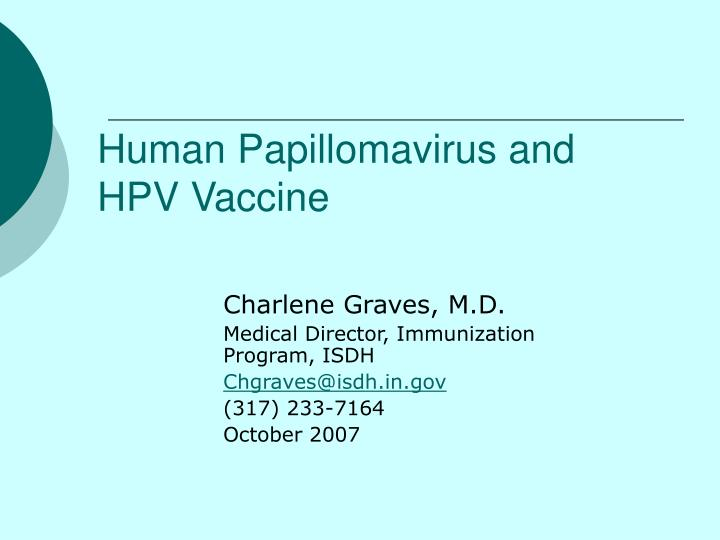 endometrial cancer and hpv