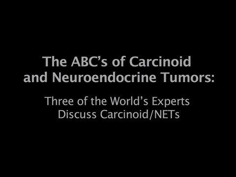neuroendocrine cancer experts