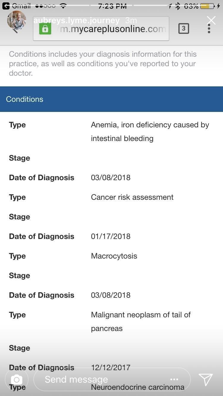 neuroendocrine cancer reddit virus papiloma humano ingles