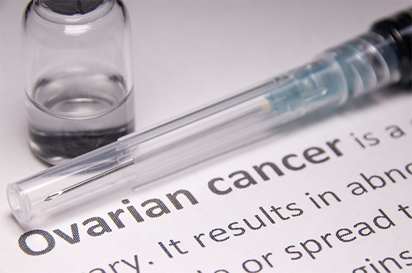ovarian cancer vaccine side effects