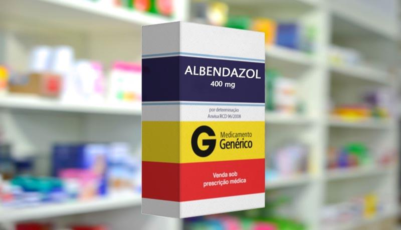 oxiuros albendazol 200 mg