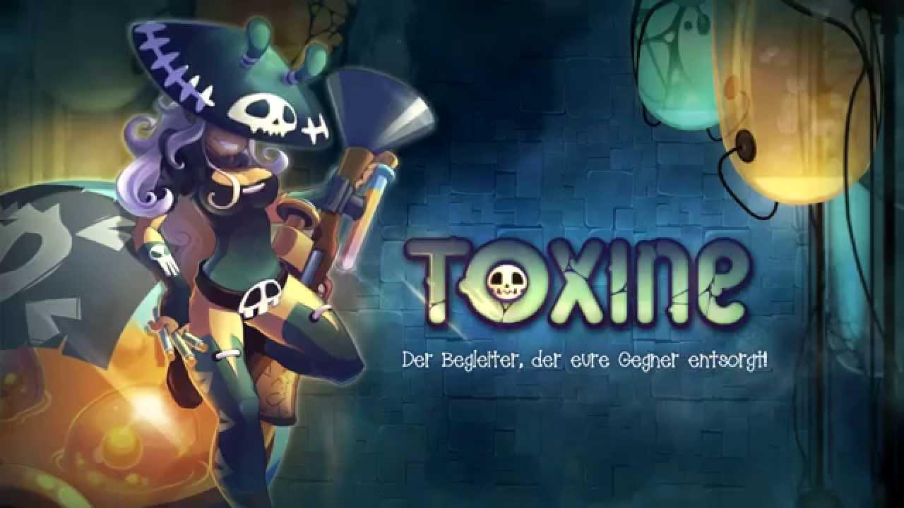 toxine dofus