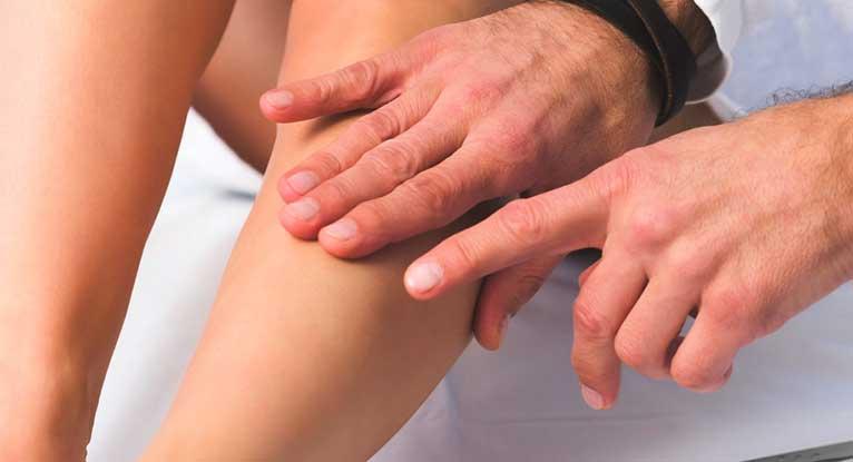 wart treatment leg