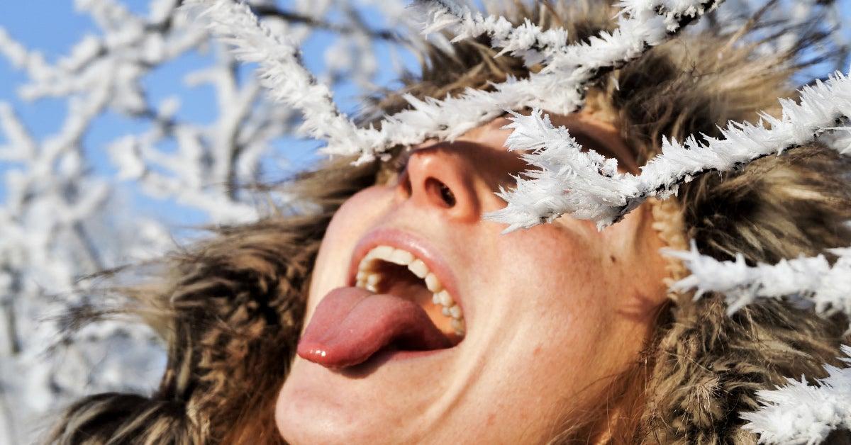 warts on tongue symptoms