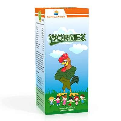 wormex pentru oxiuri